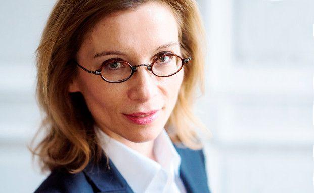 """Mathilde Lemoine, Group Chief Economist der Edmond de Rothschild Gruppe: """"In der Eurozone ist das Kapitel 'Große Rezession' endlich abgeschlossen."""""""