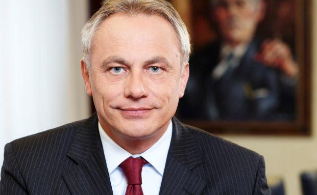 Füllt bei Sal. Oppenheim die Doppelrolle des Vorstandsvorsitzenden und Investmentchefs aus: Leoni Wolfgang