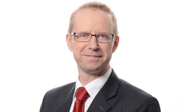 Holger Leppin, zuständig für den Fondsvertrieb in Deutschland