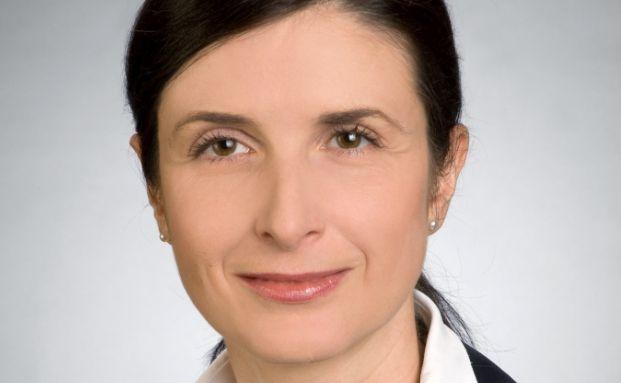 Nathalie Lötscher, Fondsmanagerin des UBS (Lux) Equity Fund – Biotech.