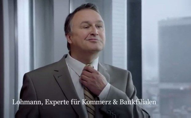 Konter der Sparkassen: Die Persiflage auf die Commerzbank-Videos um Lena Kuske