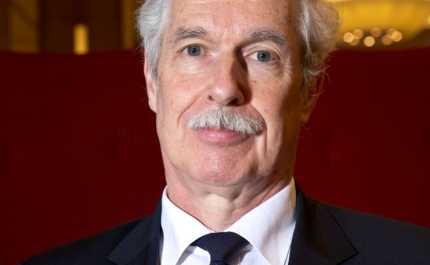 Otto Lucius ist Geschäftsführer des Banking Education and Examination Centre (BEC), Professor und Lektor am Institut für Banken und Finanzierung an der Universität Graz sowie Leiter des österreichischen Verbands Financial Planners. (Foto: Axel Jusseit)