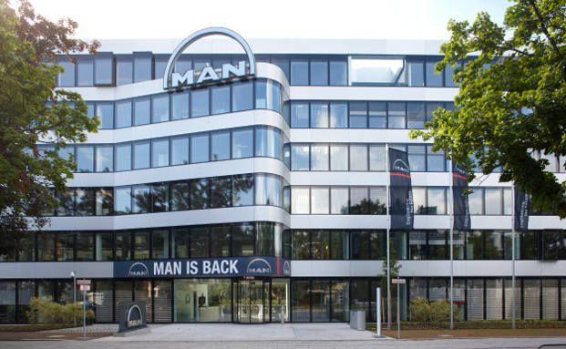 MAN-Zentrale in München (Foto: MAN)