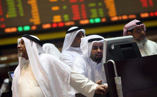 Die Börse in Kuwait. (Foto: Getty Images)