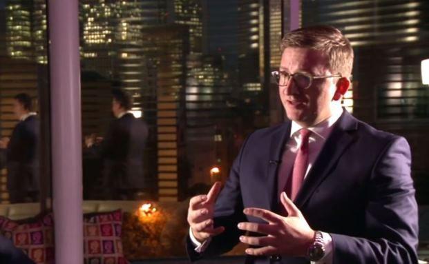 Christian Machts ist Vertriebs-Chef für Publikumsfonds von Blackrock.