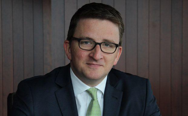 Christian Machts, Retail-Chef für Deutschland, Österreich und Osteuropa bei Blackrock