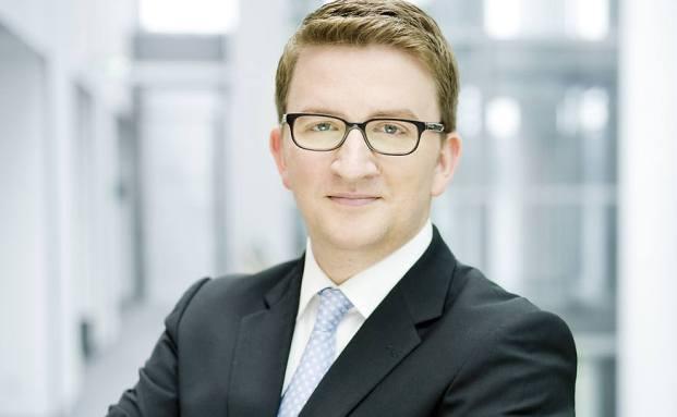 Christian Machts, früher Commerzbank, jetzt Blackrock