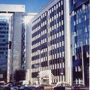 AGI-Gebäude in Frankfurt