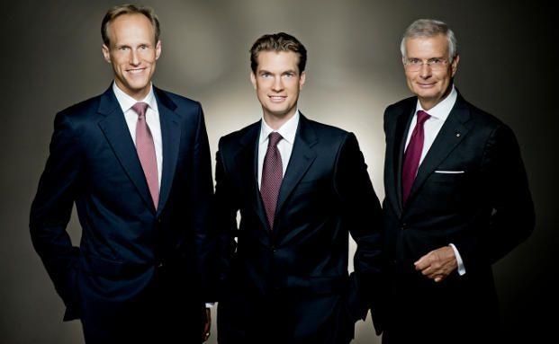Management von Portfolio Concept, v.l.: Alexander St&uuml;tz,<br>Titus Schl&ouml;sser, G&uuml;nter Schl&ouml;sser