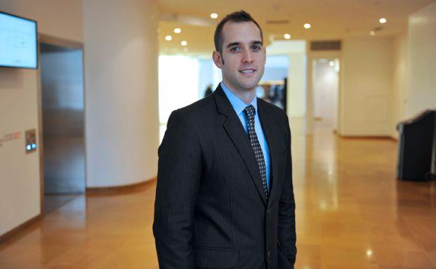 Marc-Antoine Collard ist neuer Chefökonom und Leiter für Wirtschaftsresearch bei Rothschild & Cie Gestion in Paris. Foto: Nicolas Gallon / Contextes