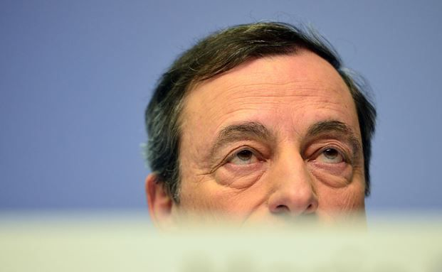 Ist für die Zinsmisere in Europa mitverantwortlich: Mario Draghi, Präsident der Europäischen Zentralbank. Foto: Getty Images