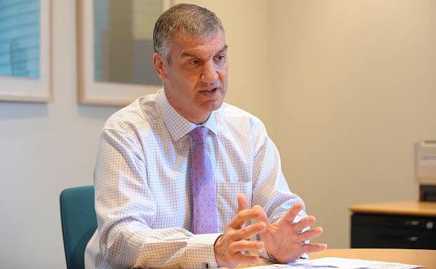 Paul Matthews, Chef von Standard Life in Großbritannien und Europa