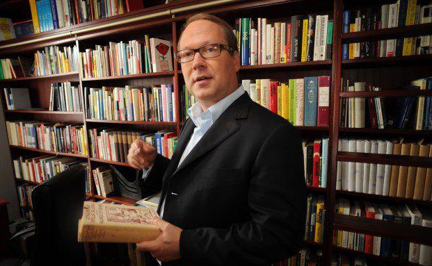 Max Otte, Fondsmanager und Eurozonenkritiker