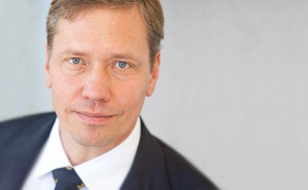 Max Schott, Geschäftsführer der Sand & Schott Vermögensverwaltung aus Stuttgart