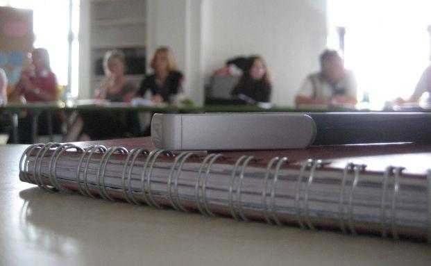 Versicherer investieren vermehrt in die Schulung ihrer <br> Mitarbeiter Foto: pixelio/plumbe
