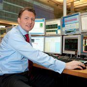 Michael G&ouml;rgens leitet den Fonds-<br>und ETF-Handel an der B&ouml;rse<br>Stuttgart
