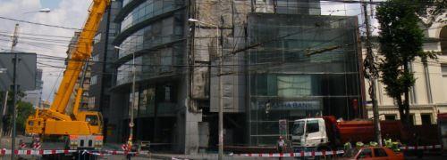 Millenium Tower in Bukarest <br> Quelle: Christian Chirita / Wikipedia
