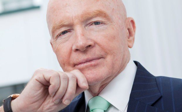 Mark Mobius, Chef der Templeton Emerging Markets Group von Franklin Templeton
