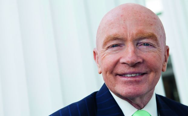 Mark Mobius, Fondsmanager bei Franklin Templeton