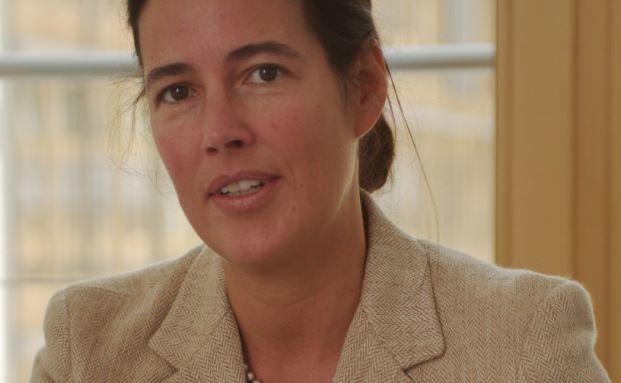 DIHK-Gewerberechtsexpertin Mona Moraht. Fotograf: Axel Geiling