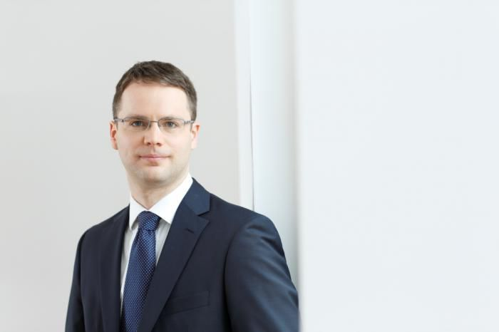 Moritz Rehmann, Portfoliomanager Gamax Funds Junior