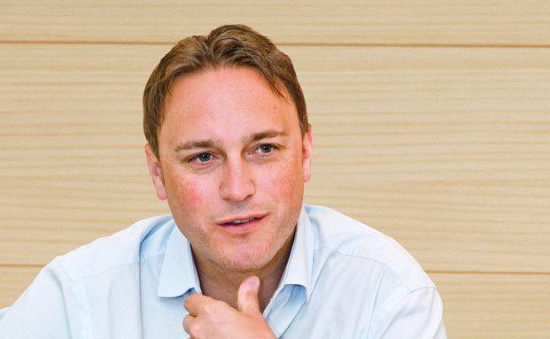 Alexander Mozer, Chef des Portfoliomanagements und Mitglied der Geschäftsführung bei der Luxemburger Fondsgesellschaft Ökoworld (Foto: Schumacher Fotografie)