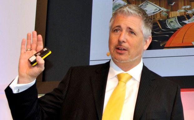 Fondsmanager und Buchautor Dirk