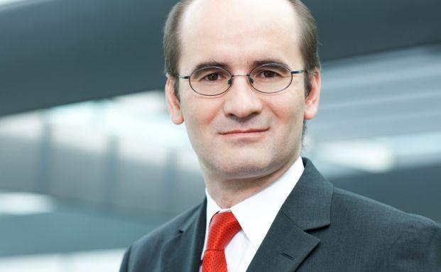 Johannes Müller von der DWS