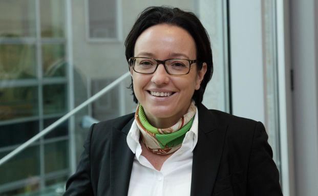 Katja Müller, zuständige Bereichsleiterin bei Universal-Investment (Foto: Manfred Kötter)