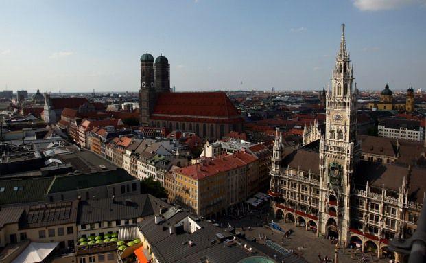 Auch in München will HIH Objekte kaufen, Foto: Getty Images