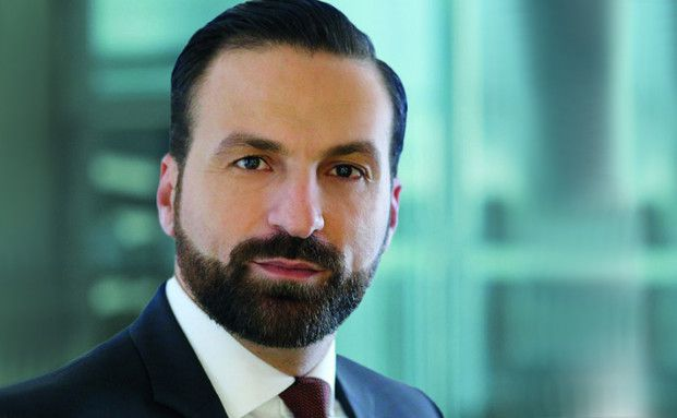 Hamed Mustafa leitet den Vertrieb von Blackrocks iShares-ETFs an institutionelle Investoren.