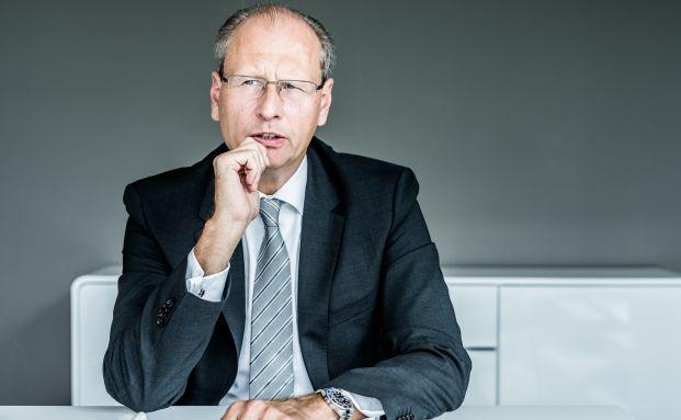 Marcus Nagel ist seit März 2016 Vorstandsvorsitzender der Zurich Beteiligungs-AG. Damit verantwortet er als Landeschef für Deutschland das Leben- und Nicht-Leben-Geschäft. Foto: Johannes Arlt