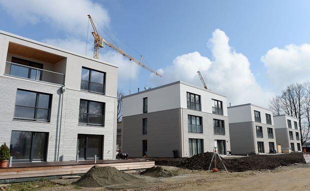 Neubaugebiet in Bad Aibling. Foto: Getty Images