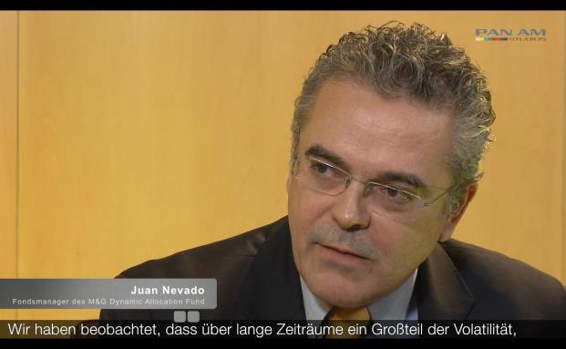 Juan Nevado, Fondsmanager des M&G Dynamic Allocation Fund
