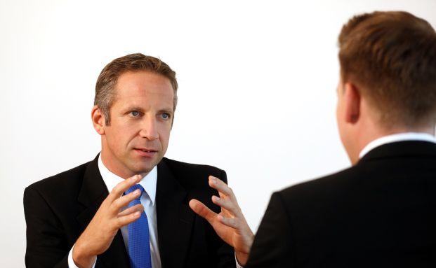 Norbert Porazik, Geschäftsführer des größten deutschen Maklerpools. Foto: Fonds Finanz