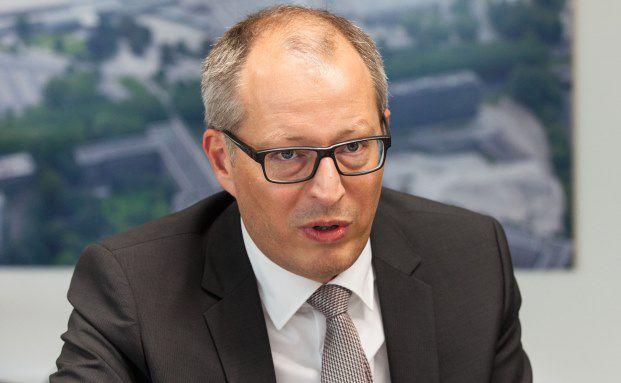 Christian Nuschele, Leiter des Maklervertriebs bei Standard Life. (Foto: Rüdiger Glahs)