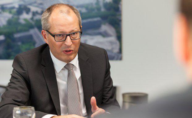Christian Nuschele, Leiter des Maklervertriebs bei Standard Life