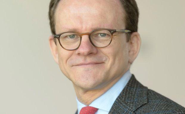 Georg Oehm, Verwaltungsratsvorsitzender der Mellinckrodt 2 SICAV, Foto: Wonge Bergmann