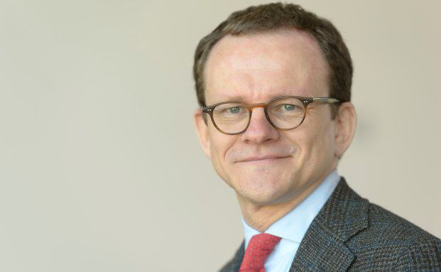 Georg Oehm ist Verwaltungsratsvorsitzender und Initiator des Mellinckrodt-Fonds. (Foto: Wonge Bergmann)