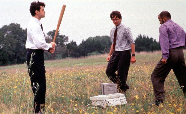Das verflixte Faxgerät: Hier im Film