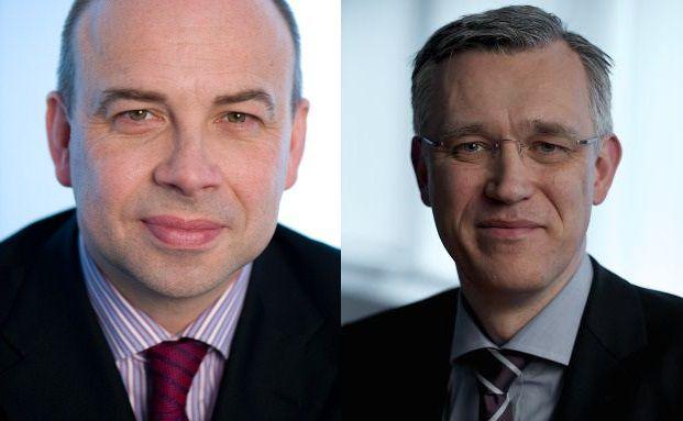 Oliver Brandt (links) und Manfred Kittelmann von Altira