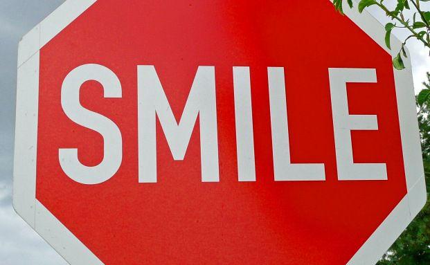Vorfahrt für Optimisten. Quelle: Pixelio