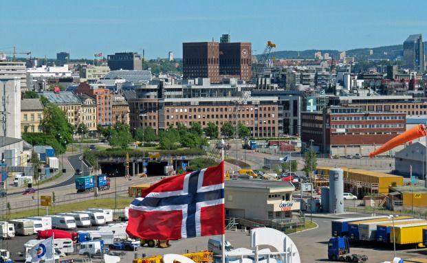 Oslo: In Norwegen bekommen MBA-Absolventen die höchsten Gehälter. Foto: Christian Rummel / Pixelio