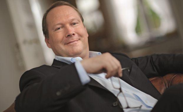 Wirtschaftsprofessor Max Otte berät den Fonds seit Auflegung (Foto: FAZ.net)