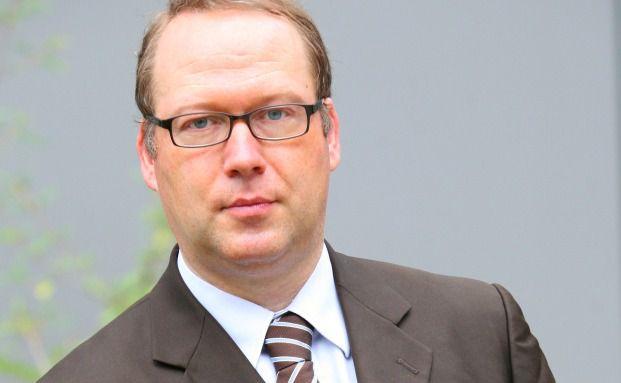 Wirtschaftsprofessor Max Otte