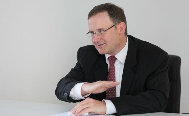 Jens Pardeike, Vorstand von Infinus