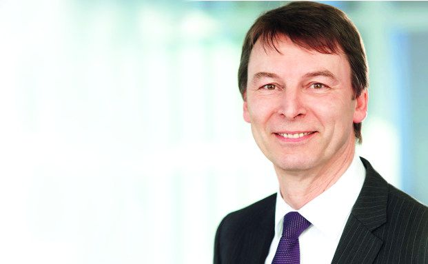 Dieter Pfeiffenberger, Bereichsvorstand Immobilienfinanzierung der Postbank/ DSL Bank, Bonn.