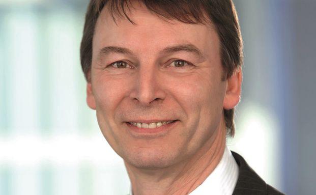 Dieter Pfeiffenberger, Bereichsvorstand Immobilienfinanzierung der Postbank. Foto: Iris Laduch