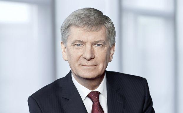Apo-Bank-Vorstandschef Herbert Pfennig