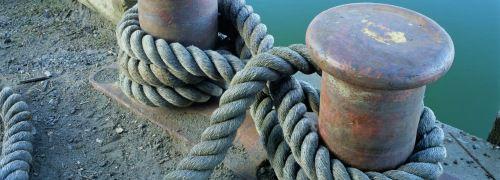 Die Sicherheit f&uuml;r Schiffshypotheken sind die <br> Schiffe selbst. Auch in der Krise werde die wenigsten <br>Banken sie an die Kette legen wollen.